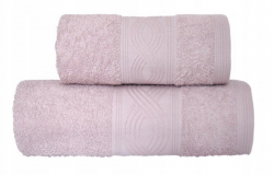 Ręcznik MARITIM 50x90 kolor lawendowy
