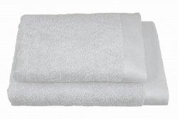Ręczniki BAMBOO STYLE Andropol 50x100 wz. Szary jasny