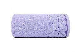 Ręcznik BELLA 70x140 kolor lawendowy