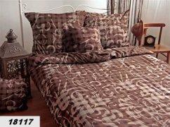 Poszewki na poduszki 40x40 satyna ANDROPOL wz. 18117