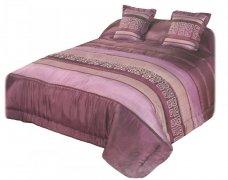 Narzuta na łóżko 220x220 + 2 poszewki 40x40 wz. Wiktoria 09