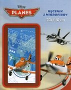 Ręcznik DISNEYA - Samoloty 01  - rozmiar 70x140