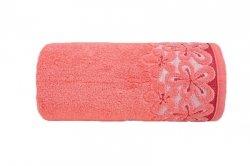 Ręcznik BELLA 70x140 kolor koralowy