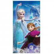 Ręcznik DISNEYA - Kraina lodu - rozmiar 70x140 wz. Frozen 089