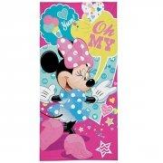 Ręcznik plażowy rozmiar 70x140 Minnie Mouse wz. STC 23 BT