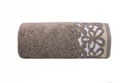 Ręcznik BELLA 50x90 kolor czekoladowy