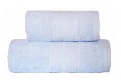 Ręcznik MARITIM 50x90 kolor błękitny