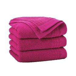 Ręcznik PAULO 50x90 kolor Fuksja