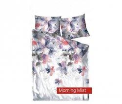 Pościel satyna bawełniana Frotex 140x200 + 1x70x80  - wz. MORNING MIST