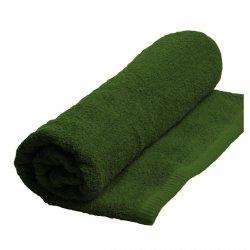 Ręczniki, ręcznik jednobarwny MODENA  rozmiar 70x140 wz. zielony
