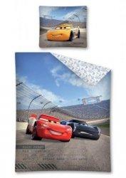 Pościel licencyjna Disney 100% bawełna 160x200 lub 140x200 - Cars 31