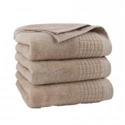 Ręcznik PAULO 50x90 kolor beżowy