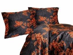 Pościel satyna bawełniana DARYMEX kolekcja Luxury 160x200 wz. Glenda