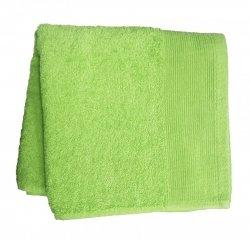 Ręcznik AQUA rozmiar 50x100 zielony