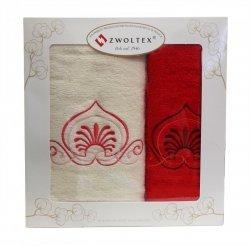 Komplet ręczników 50x90+70x140 - 100% bawełna