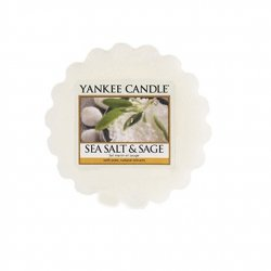 Wosk zapachowy Yankee Candle Sea Salt & Sage