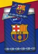 Pościel sportowa 100% bawełna 100x135 - FCB Barcelona baby 10