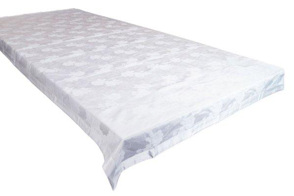Obrus teflonowy rozmiar 140x240 wzór biały (239)