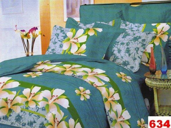 Poszewki na poduszki 40x40 bawełna satynowa wz. 0634