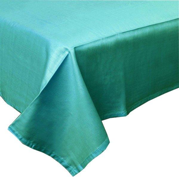 Prześcieradło RUBIN 100% bawełna 160x220 bez gumki wz. turkus