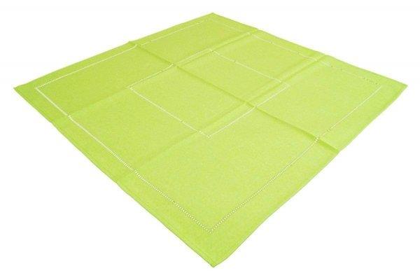 Obrus Technic 140x220 100% poliester wz. 246 jasno zielony