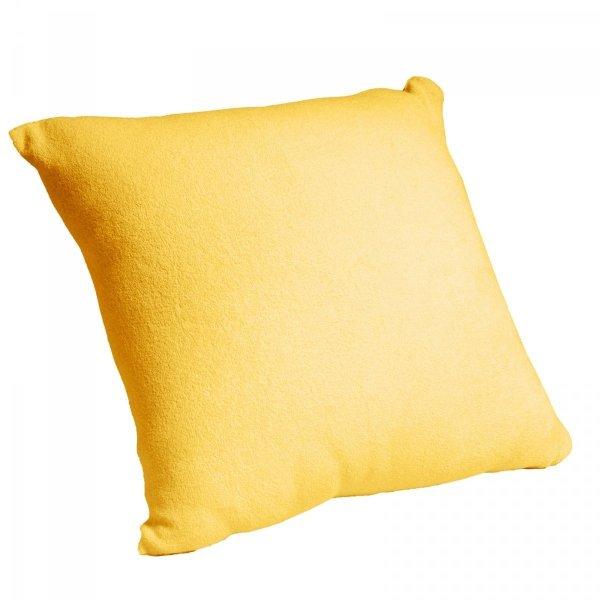 Poszewki na jaśki 40x40 FROTTE wz. D004 (żółty)