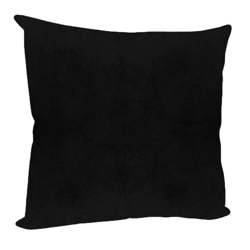 Poduszka, wkład, wsad do poduszki jasiek 40x40 cm czarna