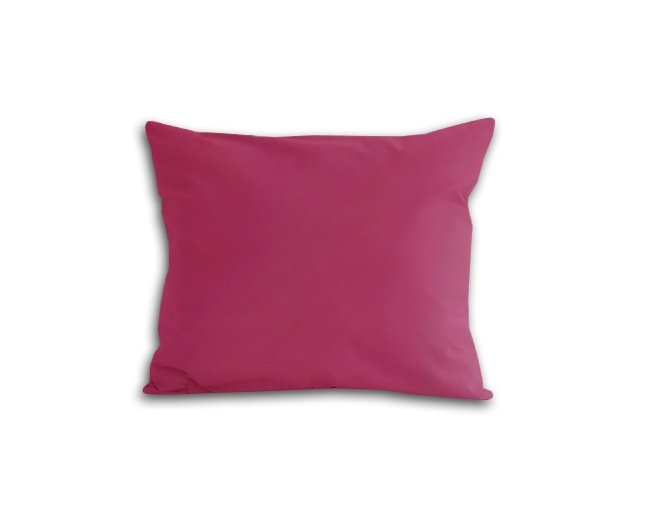 Poszewka na poduszkę 50x60 - 100% bawełna satynowa DARYMEX, zapięcie na zamek wz. fiolet 040