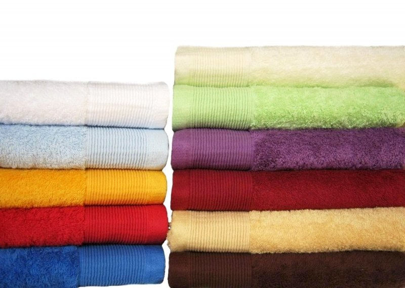 Ręcznik Aqua 30x50 bordowy