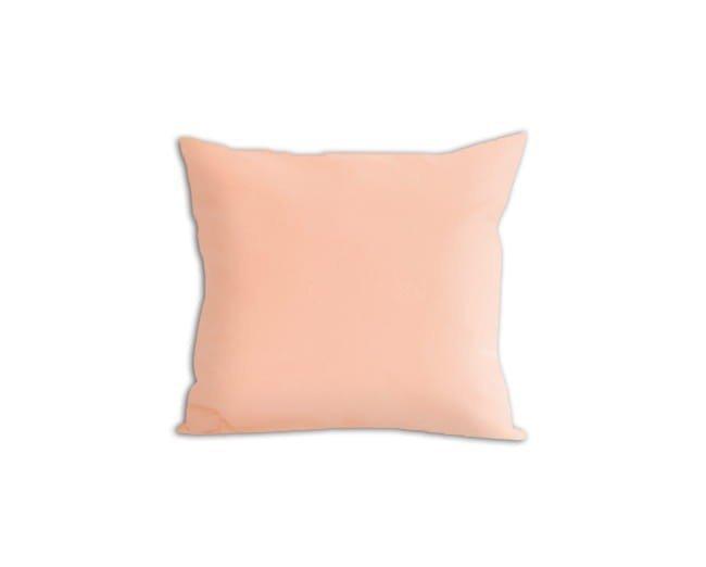 Poszewka na poduszkę 40x40 - 100% bawełna satynowa, zapięcie na zamek kolor róż 006