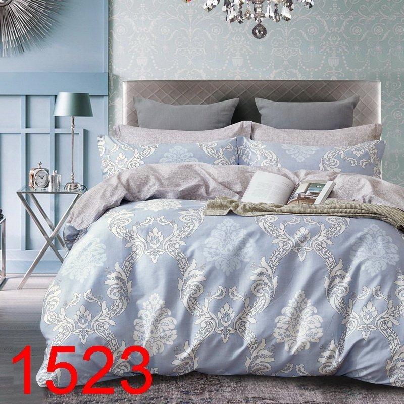 Pościel dwustronna bawełna satynowa 160x200 lub 140x200 - wz. 1523