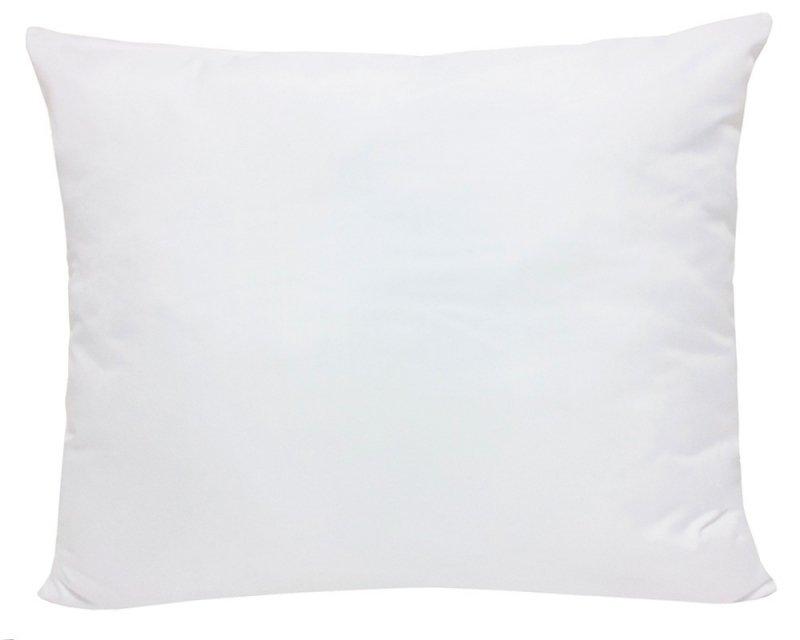 Poduszka z włókna silikonowego 70x80 - wz. biały