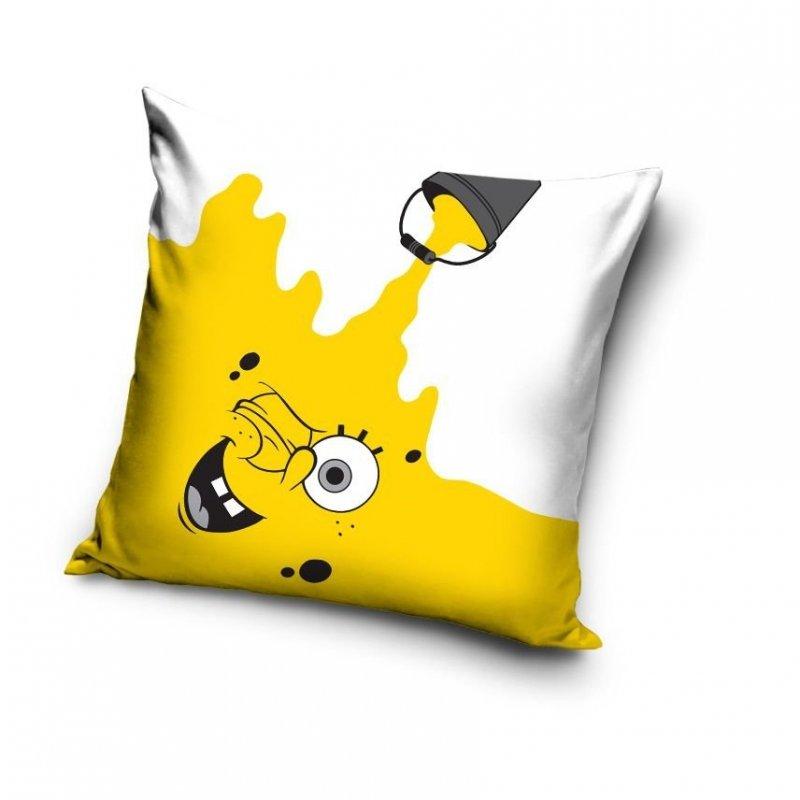 Poszewka Licencyjna SpongeBob Kanciastoporty 40x40 wz. SBOB173006