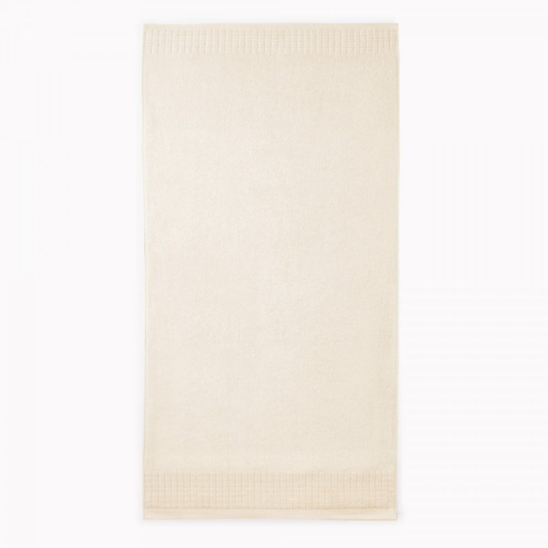 Ręcznik  PAULO  70x140 ecru