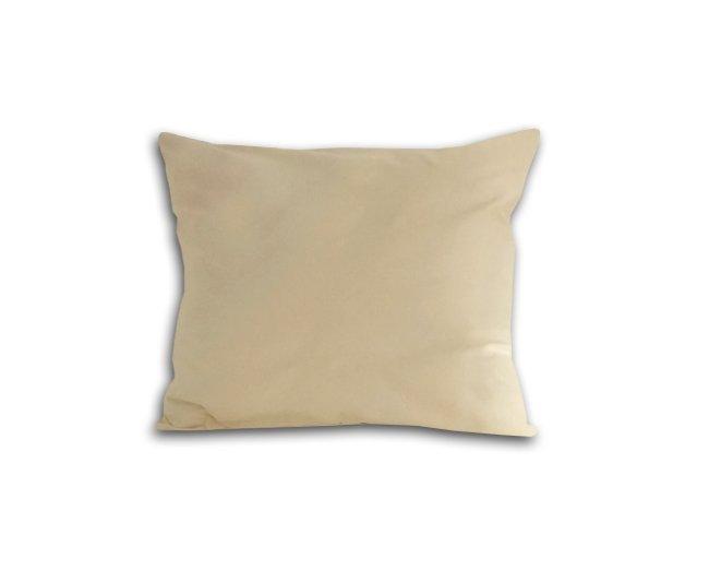 Poszewka na poduszkę 50x60 - 100% bawełna satynowa DARYMEX, zapięcie na zamek wz. kremowy