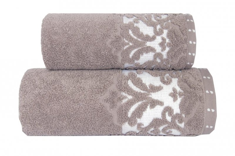 Ręcznik VENEZIA 70x140 kolor cafe