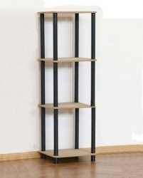 Dedal-4L 108x40x33 cm / 4 Böden / 5 Farben zur Auswahl