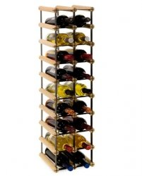 Weinregal Varianten für 2 bis 18 Flaschen Serie RW-8-2