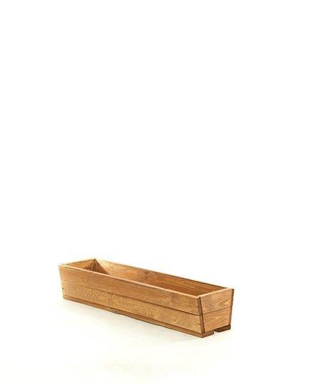 Blumenkübel aus Holz Serie RD-2-84, 16x84x21