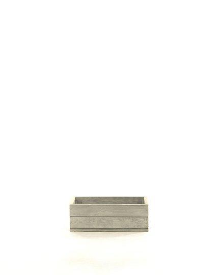 Blumenkübel aus Holz Serie RD-2-44, 16x44x21
