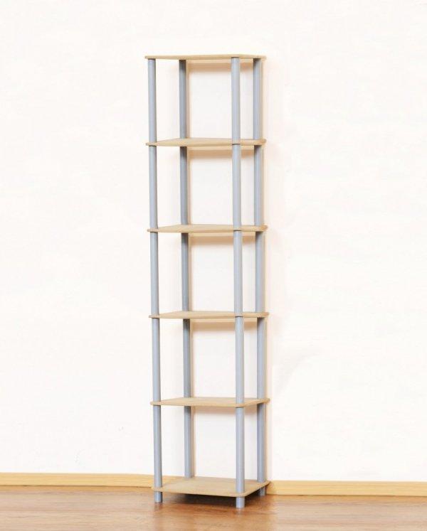 Dedal-6L 175x40x33 / 6 Böden / 5 Farben zur Auswahl
