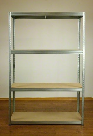 Metallregal HZ Helios 180x120x50 4 STABIL