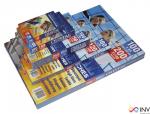 Folia A4 STANDARD 125mic (100) ARGO 320412