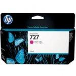 Tusz HP 727 do Designjet T920/1500/2500 | 130ml | magenta