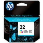 Tusz HP 22 do Deskjet 3940/D2360/D2460/F380   165 str.   CMY