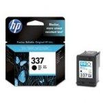 Tusz HP 337 do Deskjet 5940/6940/6980, Officejet 100/150   420 str.   black