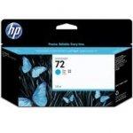 Tusz HP 72 Vivera do Designjet T610/1100/1200/1300 | 130ml | cyan