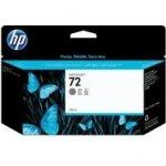 Tusz HP 72 Vivera do Designjet T610/1100/1200/1300   130ml   grey