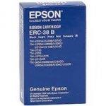 Taśma Epson  ERC-38  do  drukarek z  serii  TM/TMU 3xx |   black