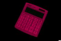 Kalkulator CITIZEN SDC812NRPKE różowy